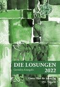 Cover-Bild zu Losungen Schweiz 2022 / Die Losungen 2022 von Herrnhuter Brüdergemeine (Hrsg.)