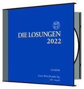 Cover-Bild zu Losungen Deutschland 2022 / Losungs-CD von Herrnhuter Brüdergemeine (Hrsg.)