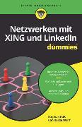 Cover-Bild zu Netzwerken mit Xing und LinkedIn für Dummies von Wolff, Constanze