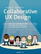 Cover-Bild zu Collaborative UX Design von Steimle, Toni