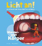 Cover-Bild zu Wunderwelt Körper von Valat, Pierre-Marie (Illustr.)