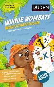 Cover-Bild zu Weltenfänger: Winnie Wombats Wortschatzsuche (Spiel) von Wrede, Anja