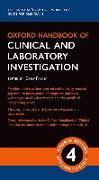 Cover-Bild zu Oxford Handbook of Clinical and Laboratory Investigation (eBook) von Provan, Drew (Hrsg.)