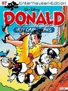 Cover-Bild zu Disney: Entenhausen-Edition-Donald Bd. 67 von Barks, Carl