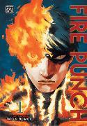 Cover-Bild zu Tatsuki Fujimoto: Fire Punch, Vol. 1