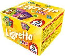 Cover-Bild zu Ligretto® Kids - Familienkartenspiel