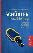 Cover-Bild zu Schüßler kurz & bündig von Feichtinger, Thomas