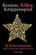 Cover-Bild zu Kerzen, Killer, Krippenspiel von Kölpin, Regine