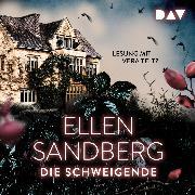 Cover-Bild zu Die Schweigende (Audio Download) von Sandberg, Ellen