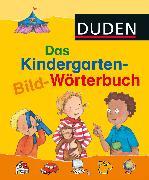 Cover-Bild zu Das Kindergarten-Bild-Wörterbuch von Cordes, Miriam (Illustr.)