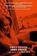 Cover-Bild zu Simple Passion (eBook) von Ernaux, Annie