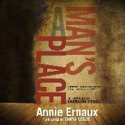 Cover-Bild zu A Man's Place (Unabridged) (Audio Download) von Ernaux, Annie