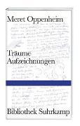Cover-Bild zu Träume von Oppenheim, Meret