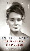 Cover-Bild zu Erinnerung eines Mädchens (eBook) von Ernaux, Annie