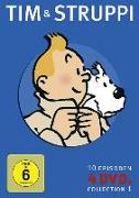 Cover-Bild zu Tim & Struppi von Hergé