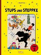 Cover-Bild zu Stups und Steppke 2 von Hergé,
