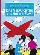 Cover-Bild zu Die Abenteuer von Jo, Jette und Jocko 03: Das Vermächtnis des Mister Pump von Hergé,