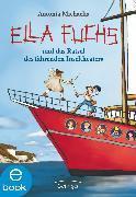 Cover-Bild zu Ella Fuchs und das Rätsel des fahrenden Inseltheaters (eBook) von Michaelis, Antonia