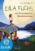 Cover-Bild zu Ella Fuchs und der hochgeheime Mondscheinzirkus (eBook) von Michaelis, Antonia
