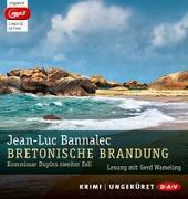 Cover-Bild zu Bretonische Brandung. Kommissar Dupins zweiter Fall (mp3-Ausgabe) von Bannalec, Jean-Luc
