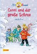 Cover-Bild zu Conni und der große Schnee (farbig illustriert) von Boehme, Julia