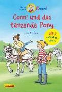 Cover-Bild zu Conni und das tanzende Pony mit farbigen Illustrationen von Boehme, Julia