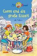 Cover-Bild zu Conni-Erzählbände 21: Conni und die große Eiszeit (farbig illustriert) von Boehme, Julia