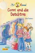 Cover-Bild zu Conni und die Detektive von Boehme, Julia