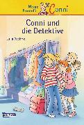 Cover-Bild zu Conni-Erzählbände 18: Conni und die Detektive (eBook) von Boehme, Julia