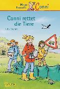 Cover-Bild zu Conni-Erzählbände 17: Conni rettet die Tiere (eBook) von Boehme, Julia