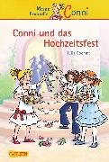 Cover-Bild zu Conni-Erzählbände 11: Conni und das Hochzeitsfest (eBook) von Boehme, Julia