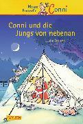 Cover-Bild zu Conni-Erzählbände 9: Conni und die Jungs von nebenan (eBook) von Boehme, Julia