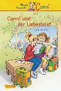 Cover-Bild zu Conni-Erzählbände 2: Conni und der Liebesbrief (eBook) von Boehme, Julia