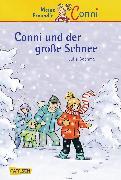 Cover-Bild zu Conni-Erzählbände 16: Conni und der große Schnee (eBook) von Boehme, Julia
