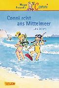Cover-Bild zu Conni-Erzählbände 5: Conni reist ans Mittelmeer (eBook) von Boehme, Julia