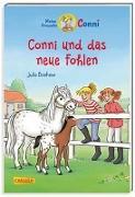 Cover-Bild zu Conni-Erzählbände 22: Conni und das neue Fohlen (farbig illustriert) von Boehme, Julia