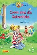 Cover-Bild zu Conni-Erzählbände 29: Conni und die Katzenliebe von Boehme, Julia