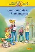 Cover-Bild zu Conni-Erzählbände 24: Conni und das Klassencamp (eBook) von Boehme, Julia
