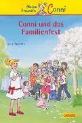 Cover-Bild zu Conni-Erzählbände 25: Conni und das Familienfest (eBook) von Boehme, Julia