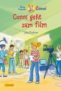 Cover-Bild zu Conni-Erzählbände 26: Conni geht zum Film (eBook) von Boehme, Julia