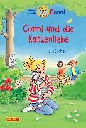 Cover-Bild zu Conni-Erzählbände 29: Conni und die Katzenliebe (eBook) von Boehme, Julia