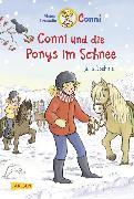 Cover-Bild zu Conni-Erzählbände 34: Conni und die Ponys im Schnee (eBook) von Boehme, Julia