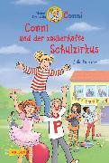 Cover-Bild zu Conni-Erzählbände 37: Conni und der zauberhafte Schulzirkus (eBook) von Boehme, Julia