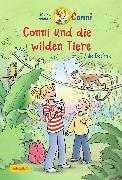 Cover-Bild zu Conni-Erzählbände 23: Conni und die wilden Tiere (farbig illustriert) von Boehme, Julia