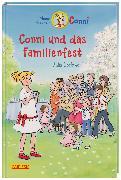 Cover-Bild zu Conni-Erzählbände 25: Conni und das Familienfest (farbig illustriert) von Boehme, Julia