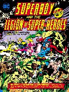 Cover-Bild zu Levitz, Paul: Superboy and the Legion of Super-Heroes (Tabloid Edition)