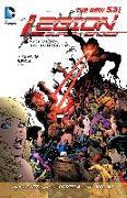 Cover-Bild zu Levitz, Paul: Legion of Super-Heroes Vol. 2: The Dominators (The New 52)