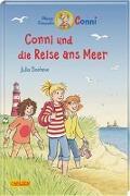 Cover-Bild zu Conni-Erzählbände 33: Conni und die Reise ans Meer von Boehme, Julia