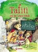 Cover-Bild zu Tafiti und die Löwen-Schule (Band 12) von Boehme, Julia