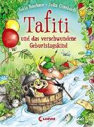 Cover-Bild zu Tafiti und das verschwundene Geburtstagskind (Band 10) von Boehme, Julia